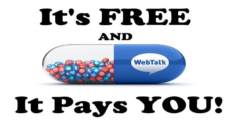 webtalk social