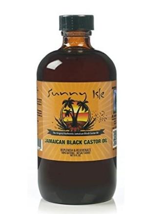 Jamaican caster oil