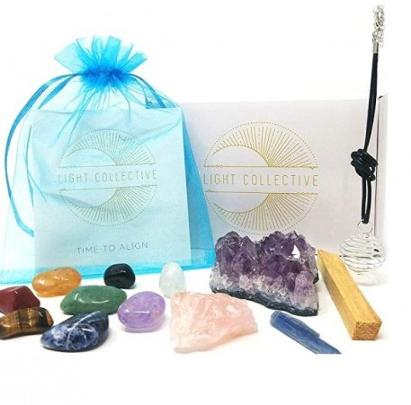 3best healing crystal sets from amazon