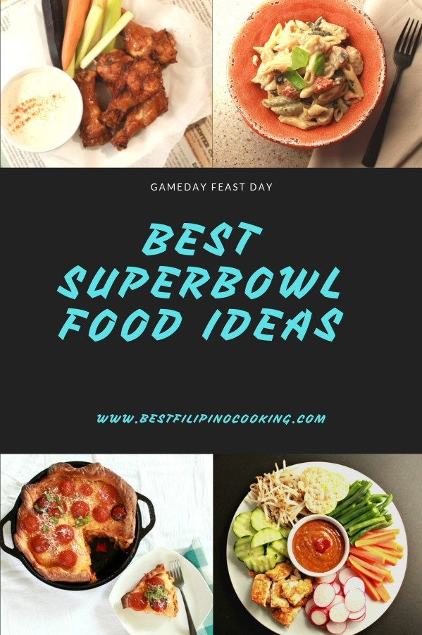 best superbowl food ideas