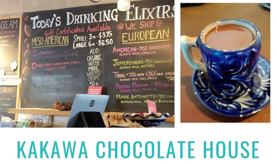 santa fe travel guide kakawa chocolate house
