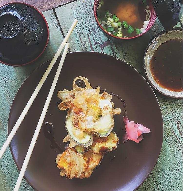 japanese vegetable tempura recipe