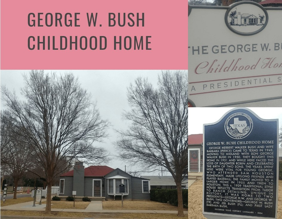 santa fe travel guide george bush childhood home