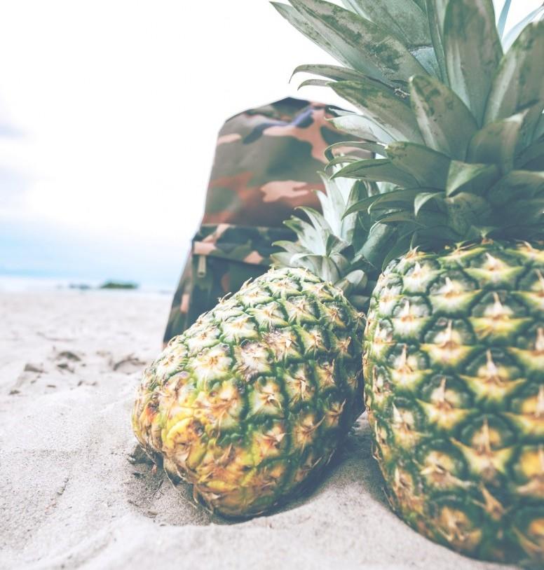 Natural wrinkle-free fruit