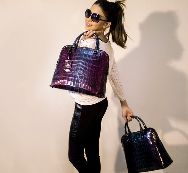Women clutches and bags