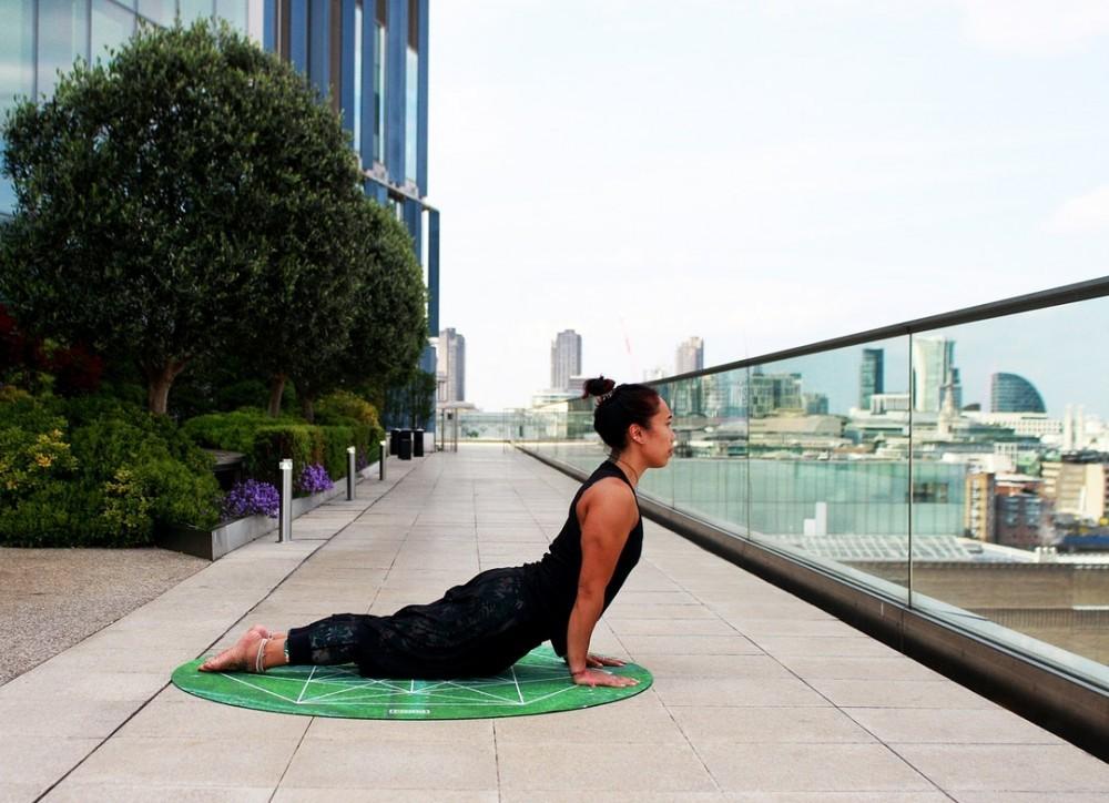 Beauty benefits of Yoga