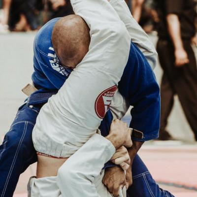 How To Get Better At Brazilian Jiu Jitsu - How Brazilian Jiu Jitsu gets you in shape?