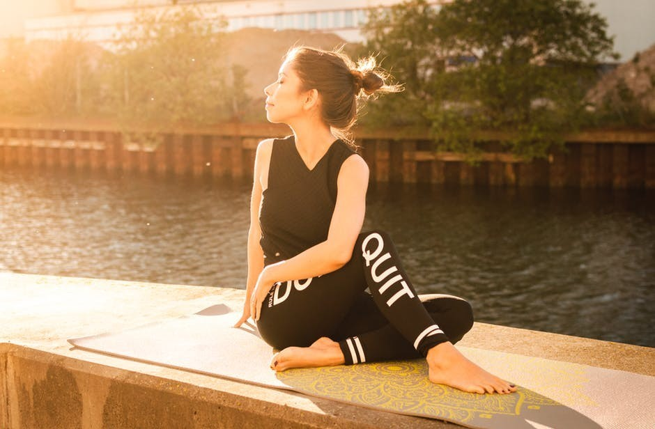 Beauty and health benefits of Yoga