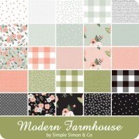 Modern Farmhouse Quilting Fabric