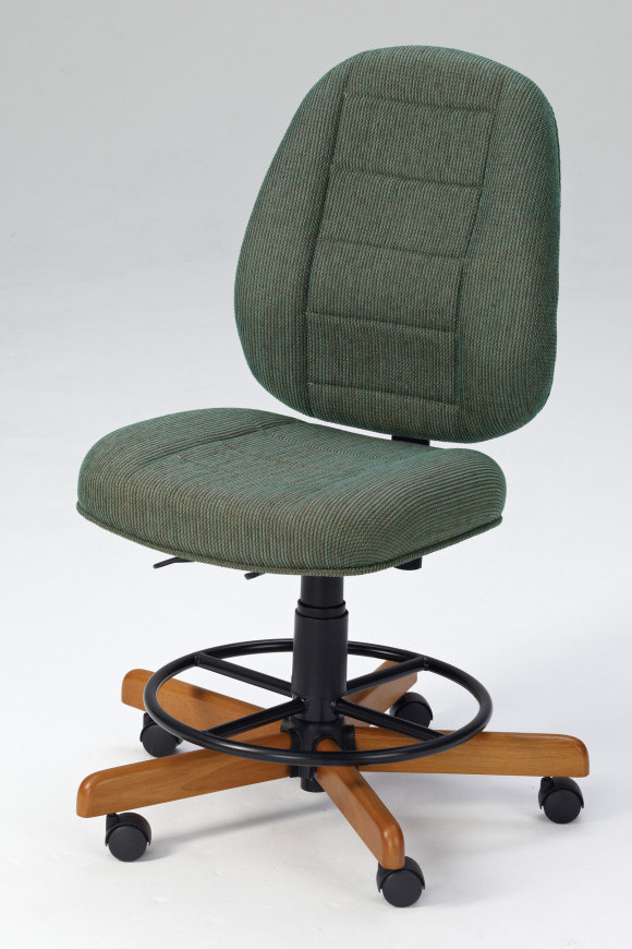 Koala Studio Desk Chair in color Jade