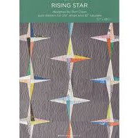 Rising Star Quilt Pattern by the #Missouri Star Quilt Company