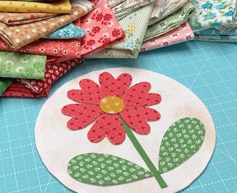 Lori Holt Granny's Garden Quilt Along