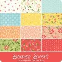 Summer Sweet Quilting Fabric