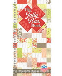 Jolly Bar Book Vol.3 by the Fat Quarter Shop