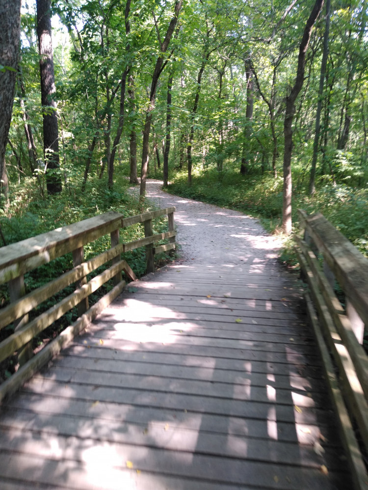 Burr Woods Nature Trail