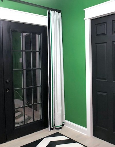DIY Drapes - Addicted 2 Decorating