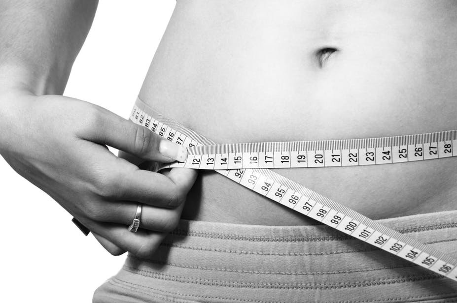 measuring your belly to lose fat