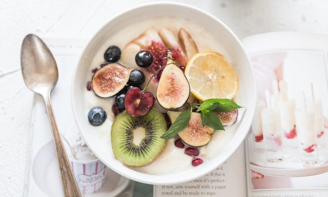 A healthy breakfast can help eliminate unwanted body fat.