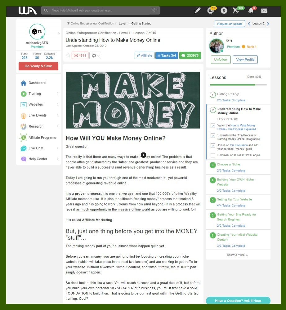 How to earn money as an independent business owner working online