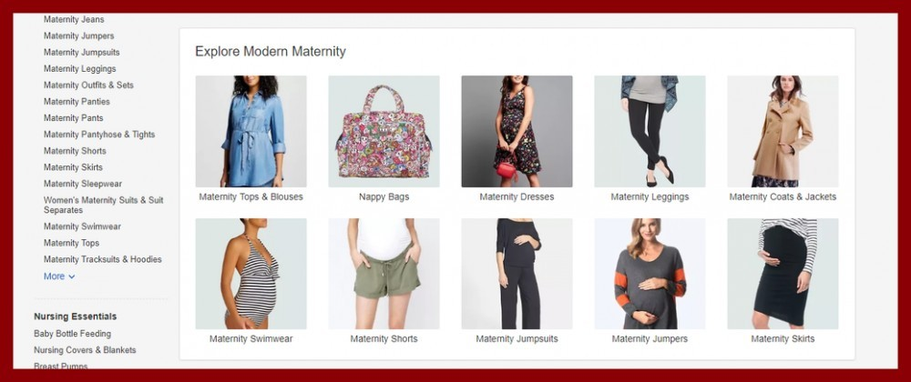 How to make money selling Maternity Clothing