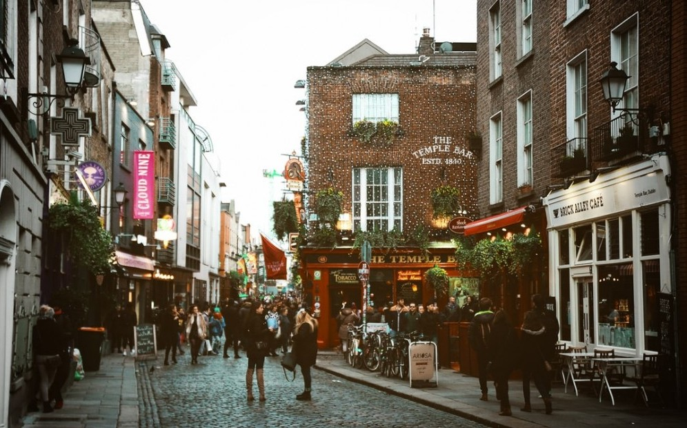 Weekend Breaks In Dublin