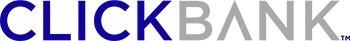 A logo of clickbank