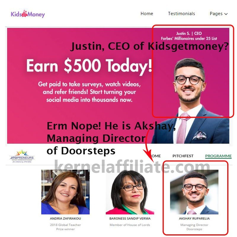 kidsgetmoney review - is kidsgetmoney a scam