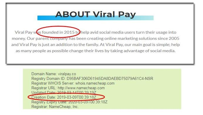 ViralPay Review - Red Flags Everywhere