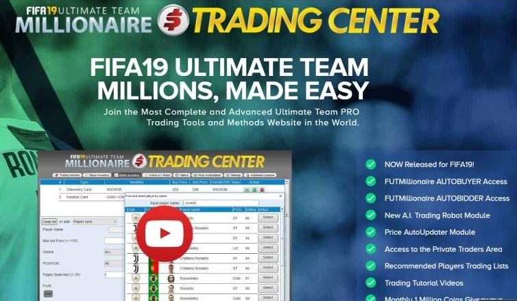Fifa19 Futmillionaire affiliate program