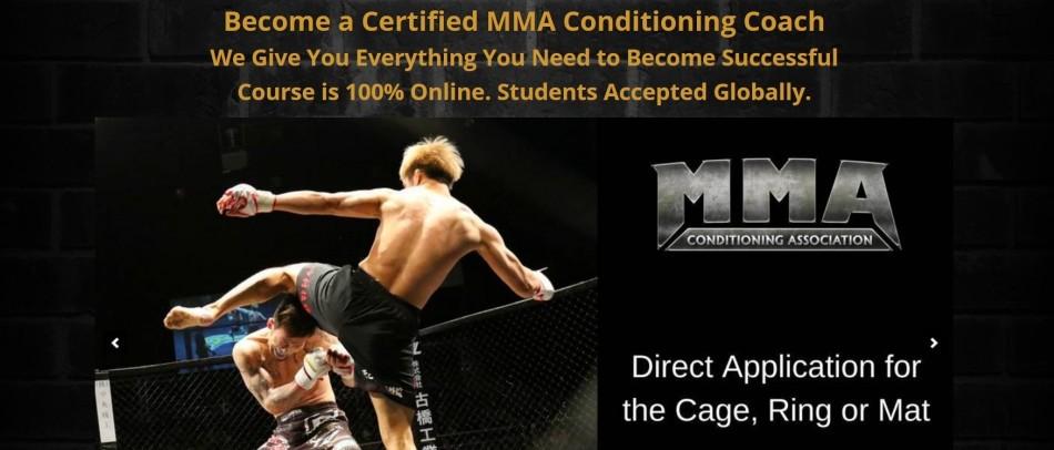 MMA Conditioning Association