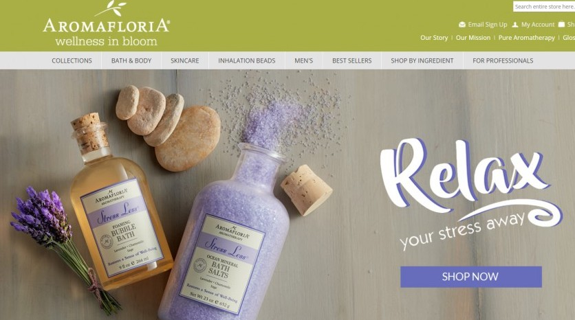 Aromafloria Wellness in Bloom