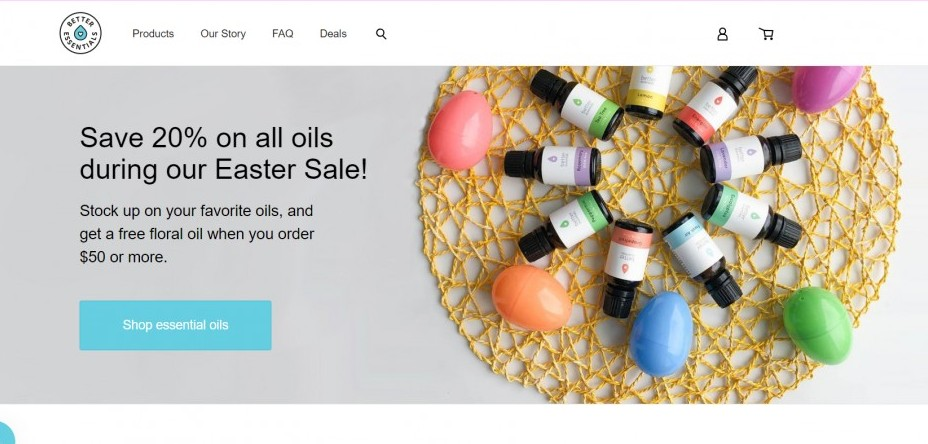 Better Essentials - Essential Oils Affiliate Programs