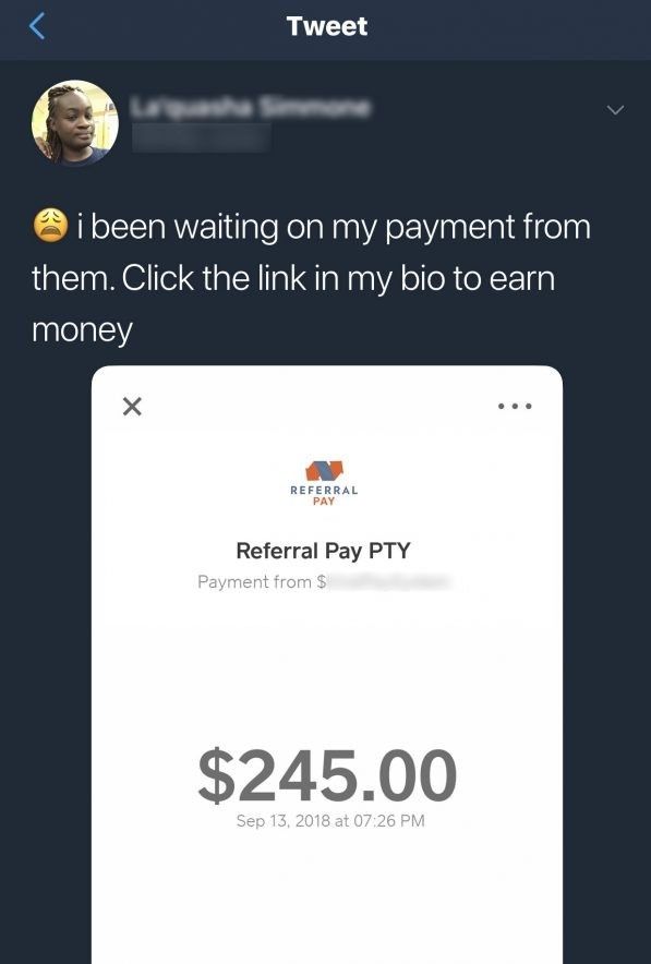 referralpay.co testimonial