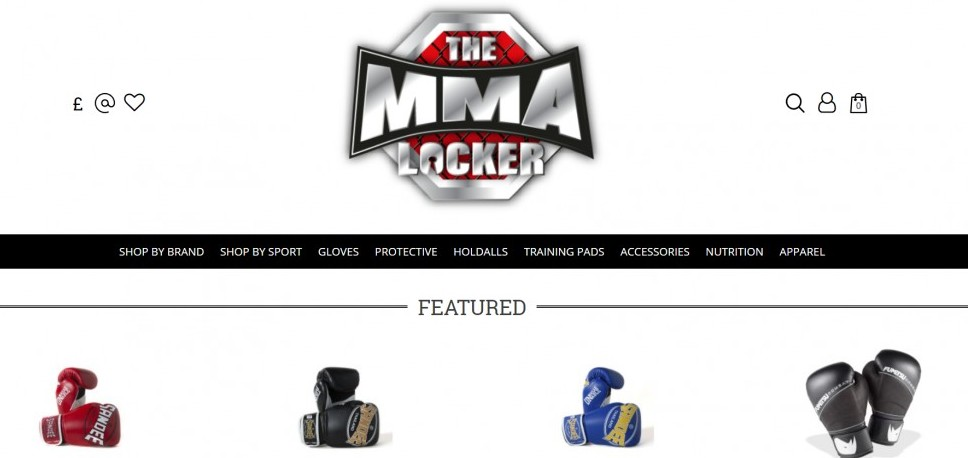 The MMA Locker