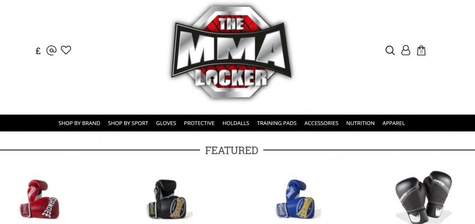 The MMA Locker