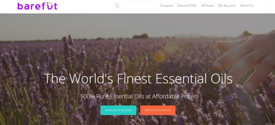 Barefut Pure Essential Oisl at Affordable Prices
