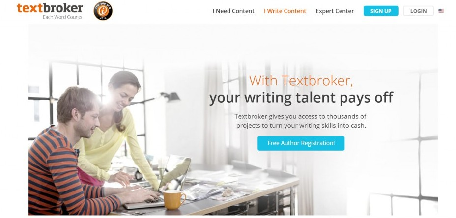Textbroker Review. Does Textbroker pay well? Is Textbroker legit?