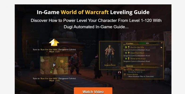 Dugi World of Warcraft affiliate program