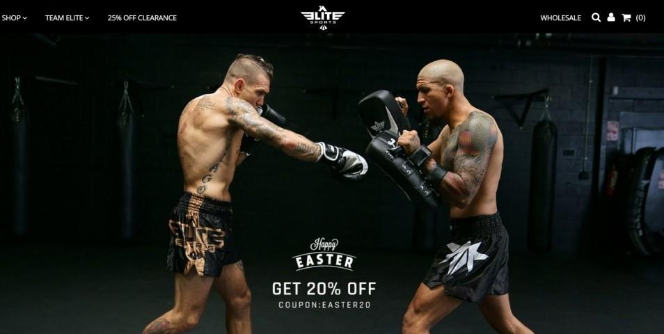 Elite Sports - MMA Affiliate Programs