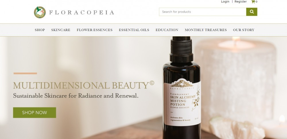 Floracopeia Essential Oils