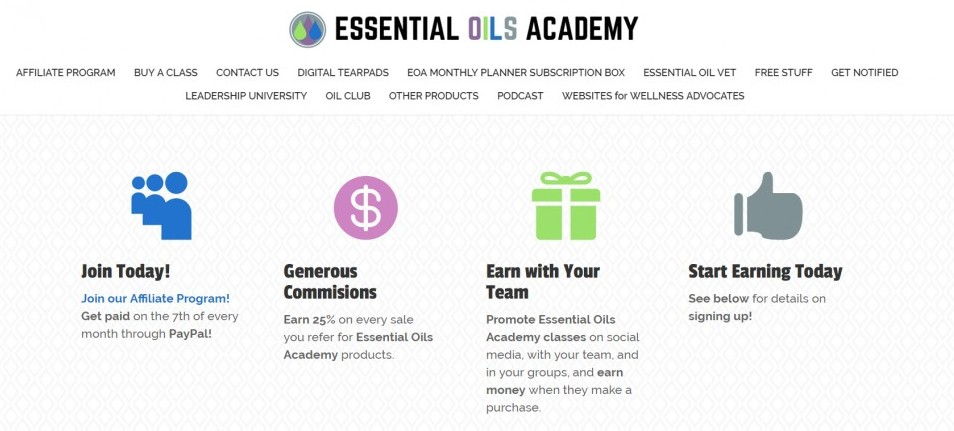 Essential Oils Academy