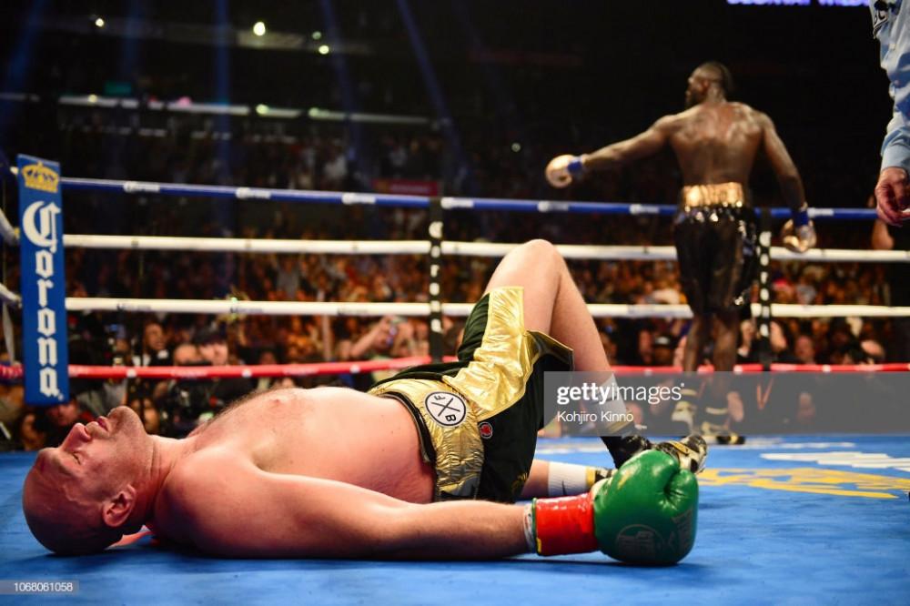 Tyson on the Canvas | Wilder vs Fury
