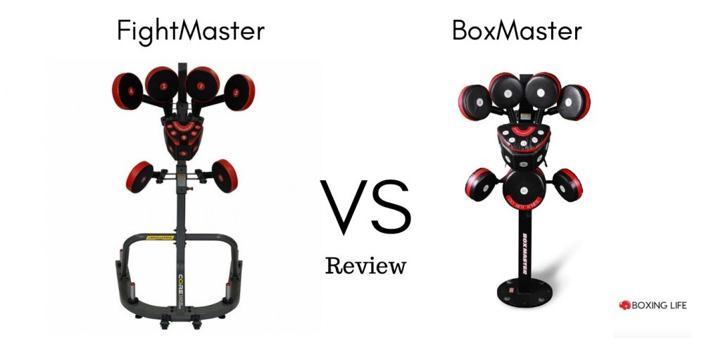 FightMaster vs BoxMaster Boxing Trainer Review