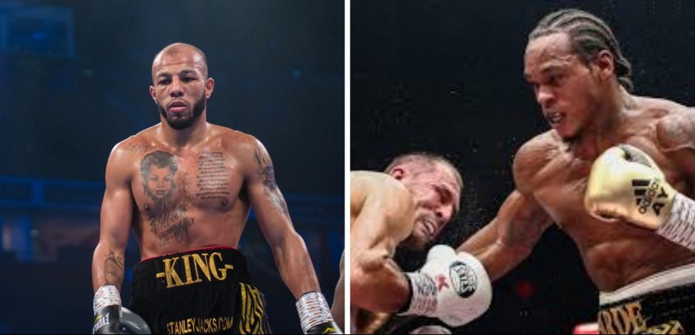 Arthur vs Yarde