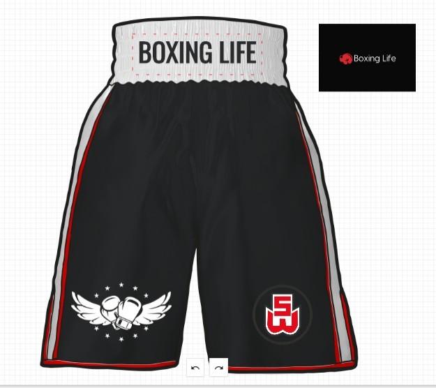 Boxing Life Suzi Wong design