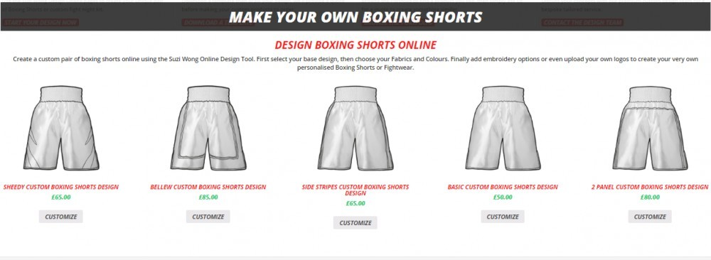 f4604051cca Create Custom Made Boxing Shorts with Suzi Wong