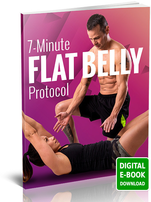7 minute flat belly fix