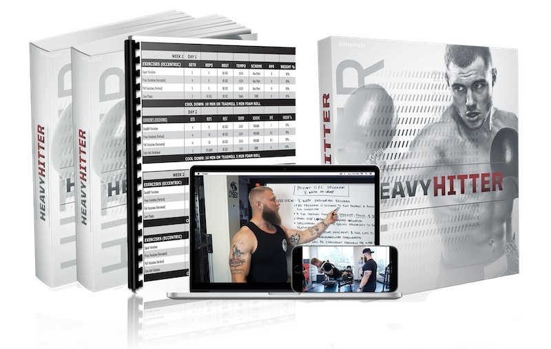 Heavy Hitter Boxing Program review