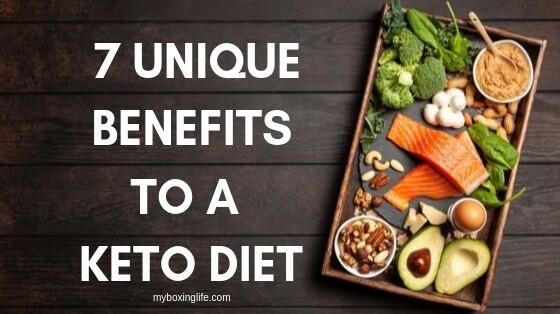 7 Unique benefits to a keto diet