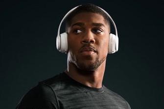 Anthony Joshua | Beats Headphones